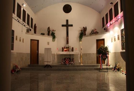 Sv. misa u kapelici Sv. Juraja