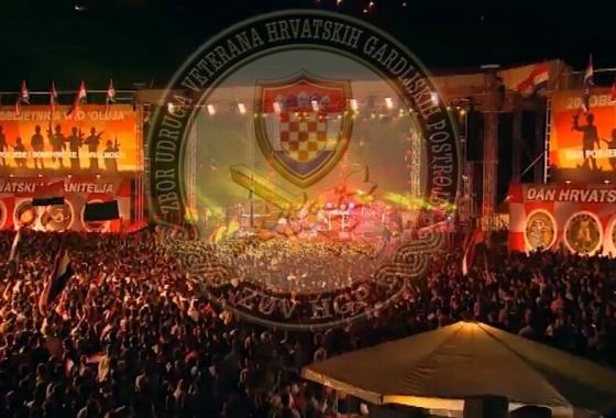 Priopćenje Zbora udruga veterana hrvatskih gardijskih postrojbi u vezi presude Visokog prekršajnog suda radi pjevanja pjesme Bojna Čavoglave