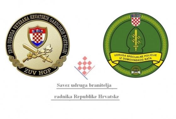 Zbor udruga veterana hrvatskih gardijskih postrojbi s partnerskim udrugama oštro osudio izjave Josipa Đakića